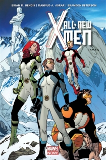 All-New X-Men - Mahmud A. Asrar