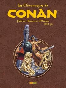 1984| Les chroniques de Conan - JohnBuscema