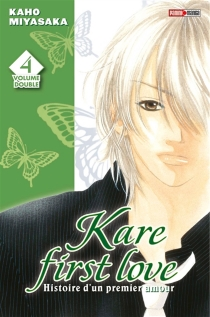 Kare first love : histoire d'un premier amour : volume double - KahoMiyasaka