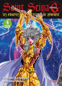Saint Seiya, épisode G : les origines des chevaliers du zodiaque : volume double - MasamiKurumada