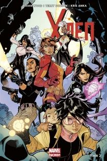 X-Men - BrianWood