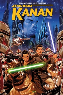 Star Wars : Kanan - Jacopo Camagni