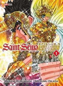 Saint Seiya, épisode G : assassin - MasamiKurumada