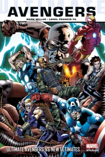 Ultimate Avengers - Mark Millar