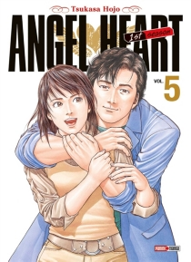 Angel heart : saison 1 : édition double - Tsukasa Hojo
