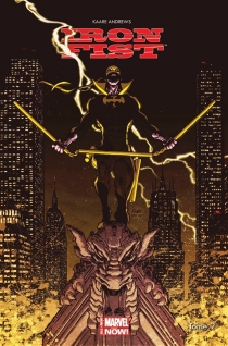 Iron Fist - Kaare Andrews