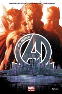 New Avengers - SimoneBianchi