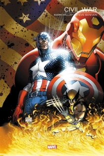 Civil war - Steve McNiven