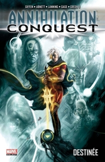 Annihilation : conquest -
