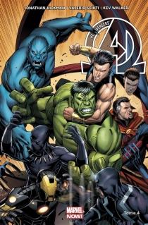 New Avengers - JonathanHickman