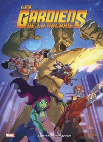 Les gardiens de la galaxie - AdamArcher