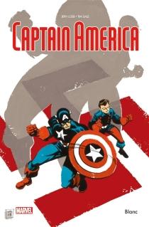 Captain America : blanc - JephLoeb