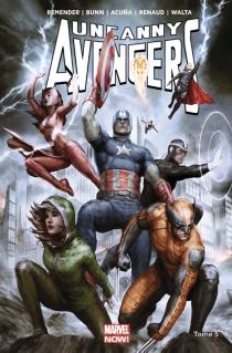 Uncanny Avengers - CullenBunn