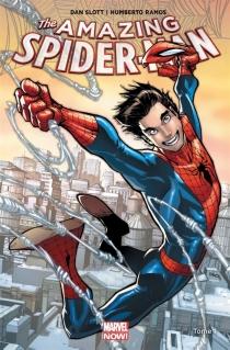 The amazing Spider-Man - JoeCaramagna