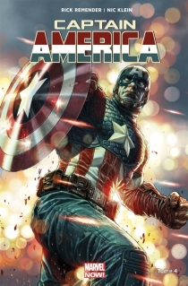 Captain America - PascalAlixe