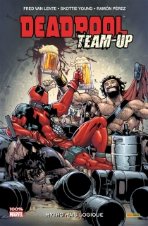 Deadpool team-up - RamonPerez
