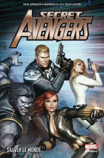 Secret Avengers - Cullen Bunn