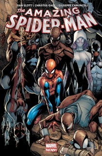 The amazing Spider-Man - Christos N. Gage