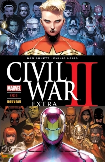 Civil war II extra, n° 1 - Al Ewing
