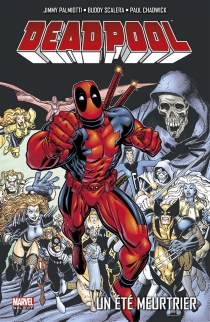 Deadpool - Jimmy Palmiotti