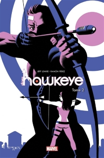 All-new Hawkeye - Jeff Lemire