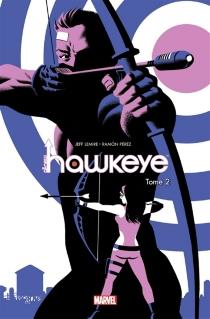 All-new Hawkeye - JeffLemire