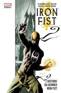 Iron fist - EdBrubaker