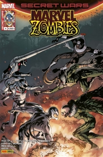 Secret wars : Marvel zombies, n° 4 -
