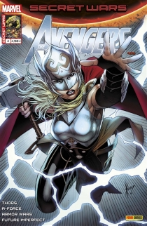 Secret wars : the Avengers, n° 4 -