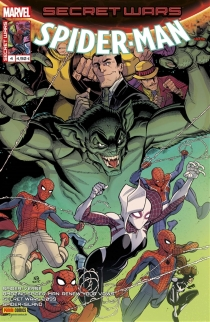 Secret wars : Spider-Man, n° 4 -