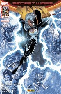 Secret wars : X-Men, n° 4 -