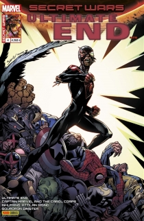 Secret wars : Ultimate end, n° 4 -