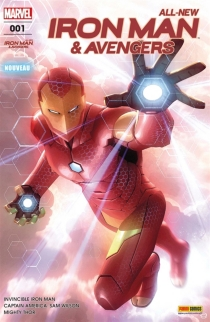 All-New Iron Man et Avengers, n° 1 - Jason Aaron