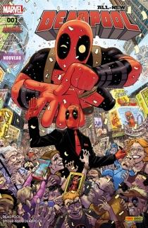 All-New Deadpool, n° 1 - GerryDuggan