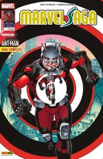 Marvel Saga, n° 1 - AnnapaolaMartello