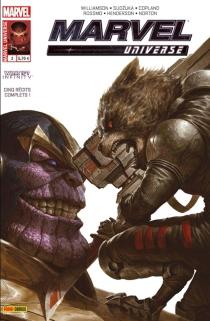 Marvel Universe, n° 3 - JoshuaWilliamson