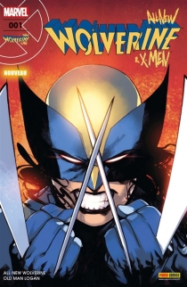 All-New Wolverine et X-Men, n° 1 - Jeff Lemire