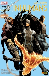All-New Inhumans, n° 1 - James Asmus