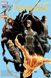 All-New Inhumans, n° 1 - JamesAsmus