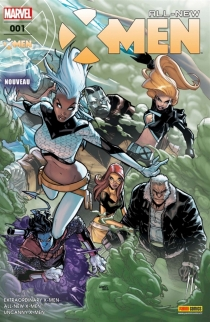 All-New X-Men, n° 1 - Cullen Bunn