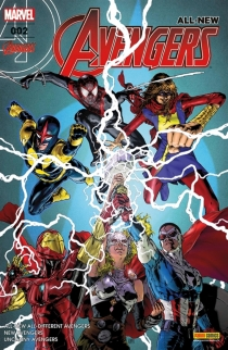 All-New Avengers, n° 2 - GerryDuggan