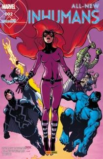 All-New Inhumans, n° 2 - JamesAsmus