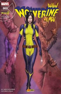 All-New Wolverine et X-Men, n° 2 - JeffLemire