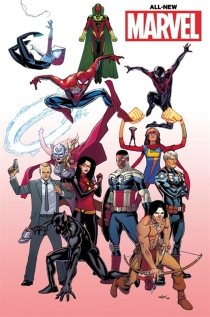 Coffret All-New Marvel 1 -