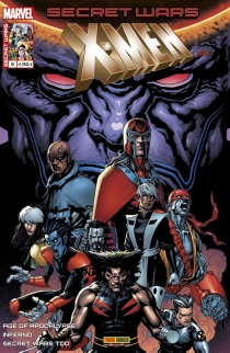 Secret wars : X-Men, n° 5 -