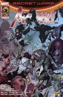Secret wars : the Avengers, n° 5 -