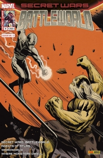 Secret wars : Battleworld, n° 5 -