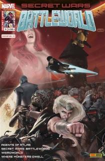 Secret wars : Battleworld, n° 5 -