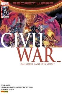 Secret wars : civil war, n° 5 - SamHumphries