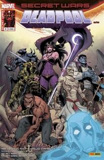 Secret wars : Deadpool, n° 5 -